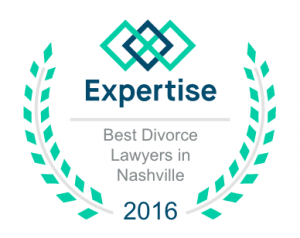 Best Divorce Lawyer in Nashville Award 2016 Morgan Smith